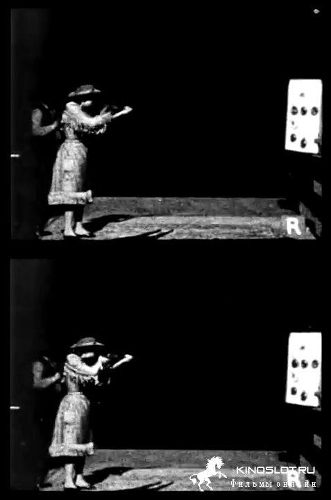 Энни Оукли: Малышка меткий выстрел